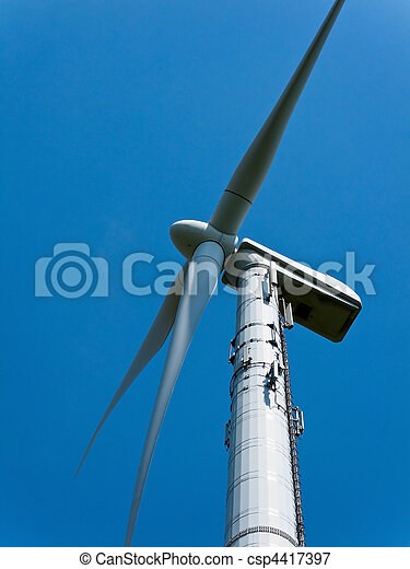 風車, 力, エネルギー, によって, 選択肢, 風 - csp4417397