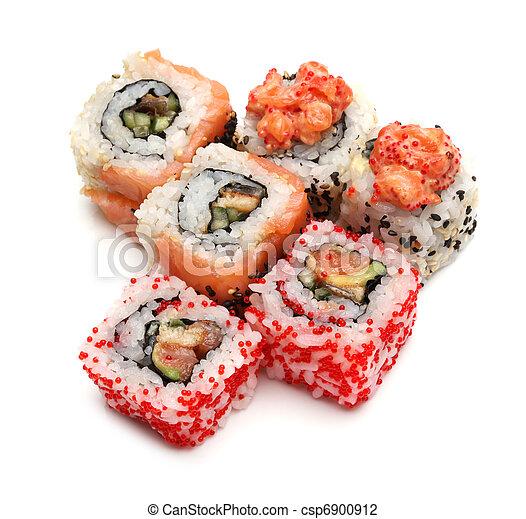 食物, 日本 - csp6900912
