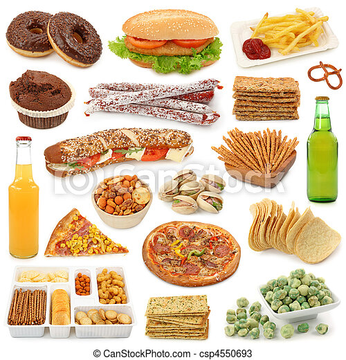 食物, 舢板, 彙整 - csp4550693