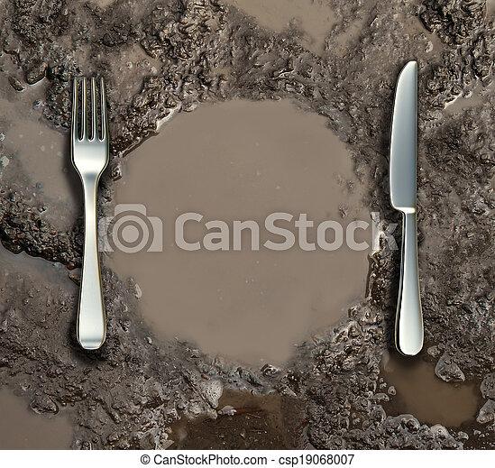食物, 衛生 - csp19068007