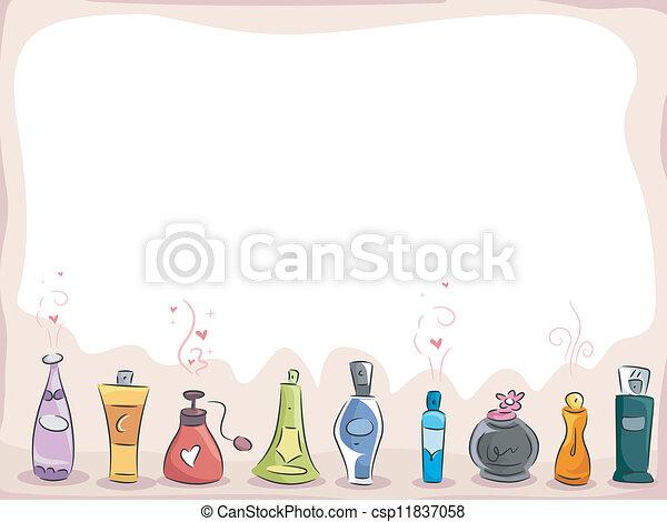香水, 背景 - csp11837058