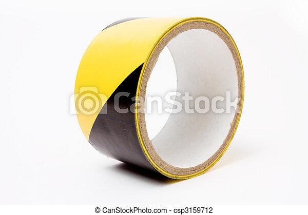 高く, テープ, 視界 - csp3159712