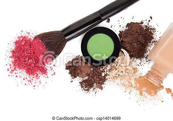 高く, プロダクト, 角度, 化粧品, 光景 - csp14014699