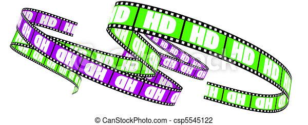 高く, 定義, フィルム - csp5545122