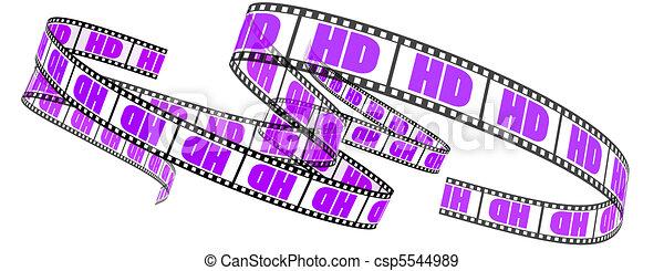 高く, 定義, フィルム - csp5544989