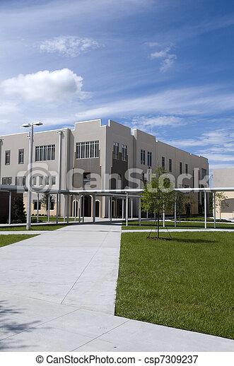 高校, flordia - csp7309237