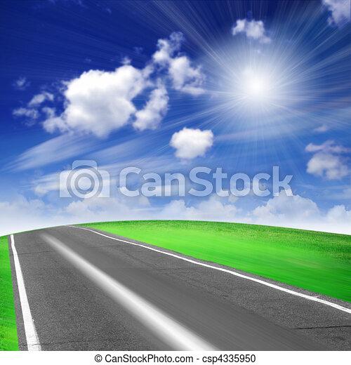 高速公路 - csp4335950