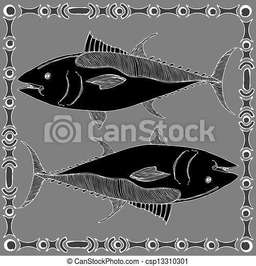 魚座, 星占いサイン - csp13310301