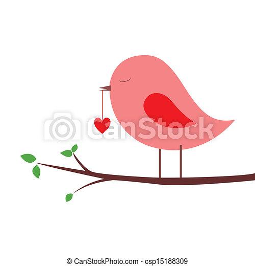 鳥 - csp15188309