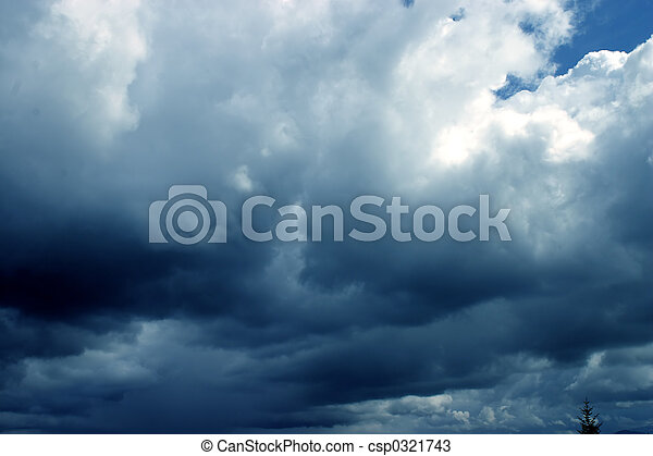 黑暗雲 - csp0321743