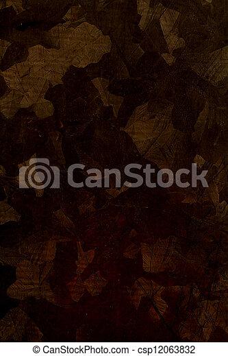 黒い背景 - csp12063832