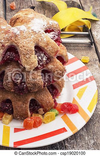 가정, 쿠키, 빵 굽기 - csp19020100