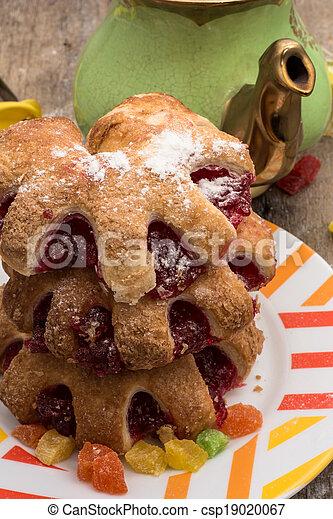 가정, 쿠키, 빵 굽기 - csp19020067