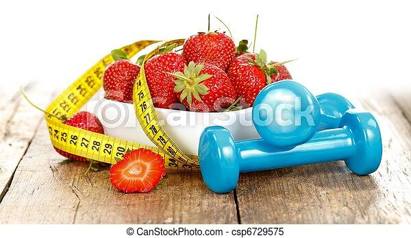 건강한, 인생 - csp6729575