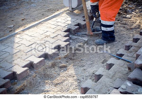 건축 용지, 일, 남자 - csp8559797