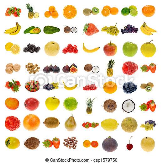 과일, 미친, 수집 - csp1579750