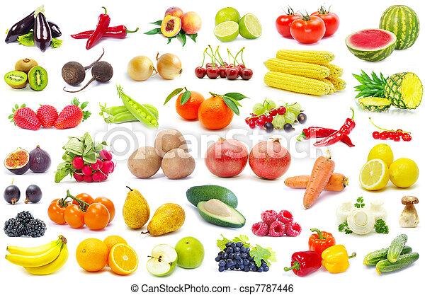 과일, 야채 - csp7787446