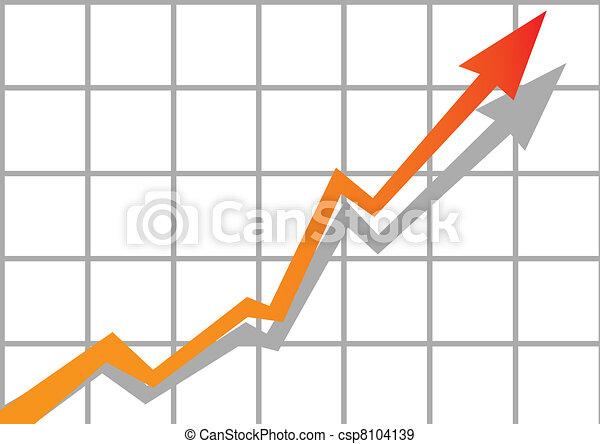 그래프, 벡터, 사업 - csp8104139