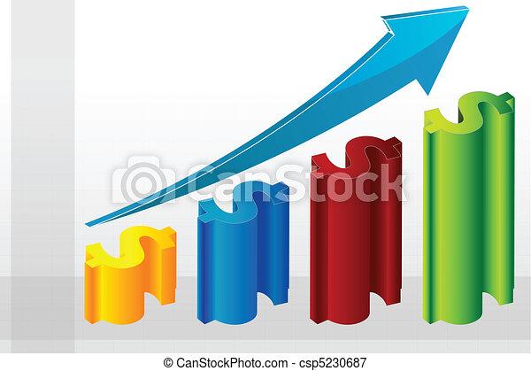 그래프, 사업 - csp5230687
