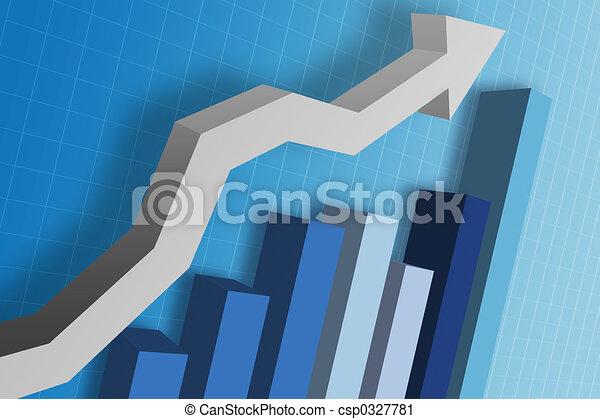 그래프, 사업 - csp0327781