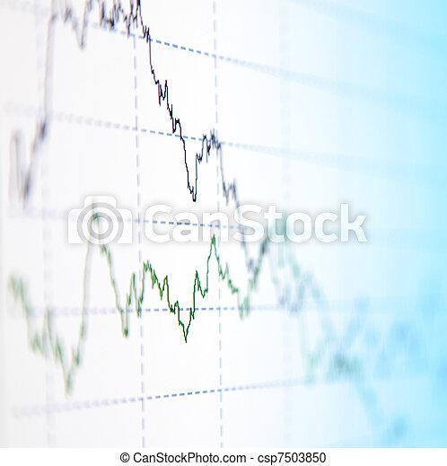 그래프, 재정 - csp7503850