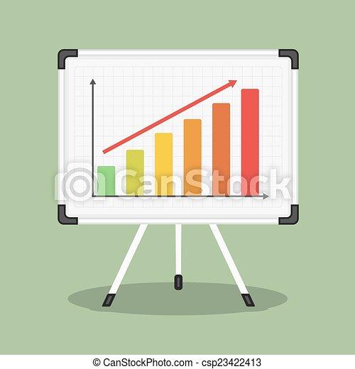 그래프, whiteboard - csp23422413