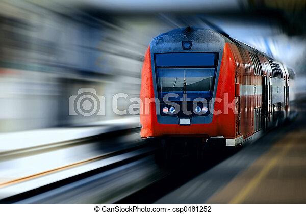 기차 - csp0481252