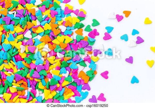 모양, 경질인, 소량, 설탕 - csp16019250