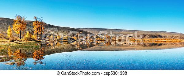산 호수 - csp5301338