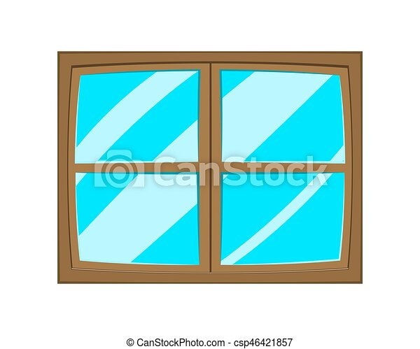 Design for Window design cartoon