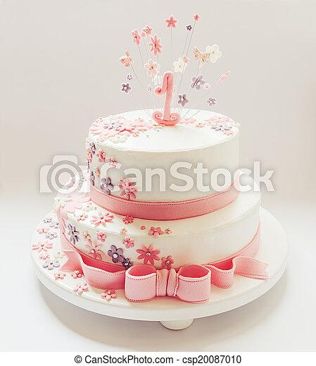 생일 케이크 - csp20087010