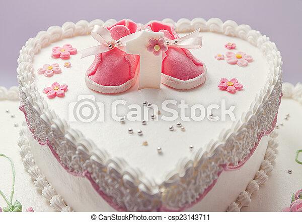 생일 케이크 - csp23143711