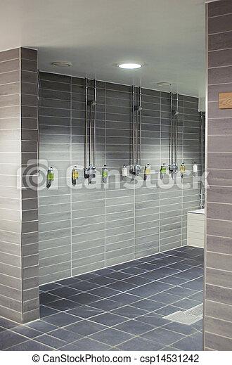 샤워, 유행, 방 - csp14531242