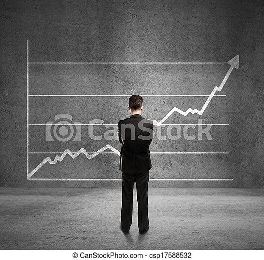 성장 도표, 남자 - csp17588532