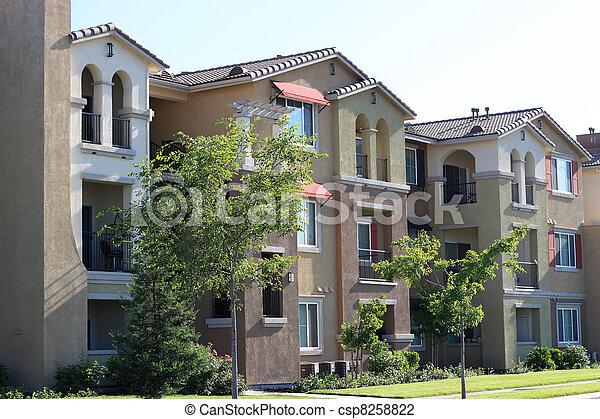 아파트 - csp8258822