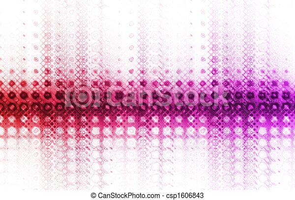 유행, 현대, 배경 - csp1606843