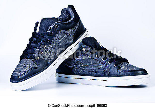 유행, sneakers. - csp6196093