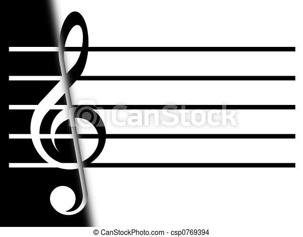 음악 - csp0769394