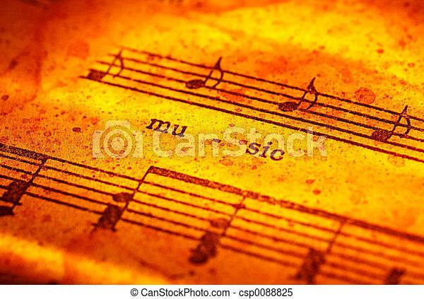 음악 - csp0088825