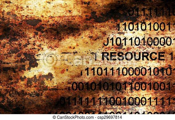 자료, grunge, 자원, 배경 - csp29697814