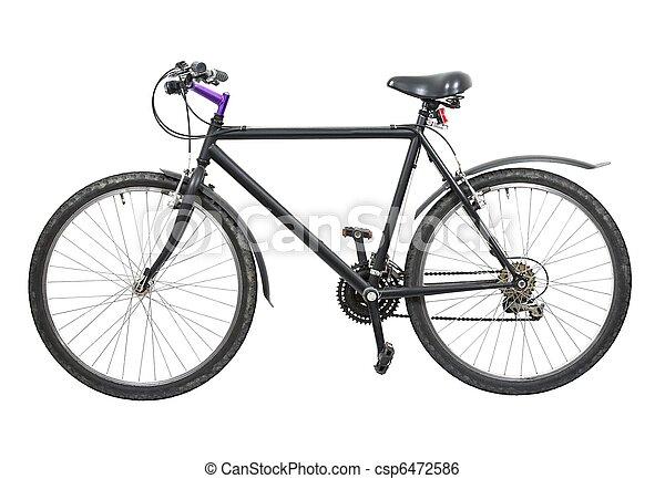 자전거 - csp6472586