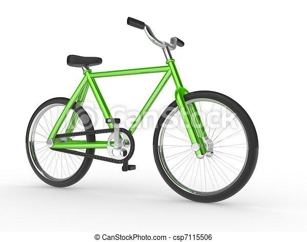 자전거 - csp7115506