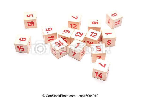 장난감 블록 - csp16904910