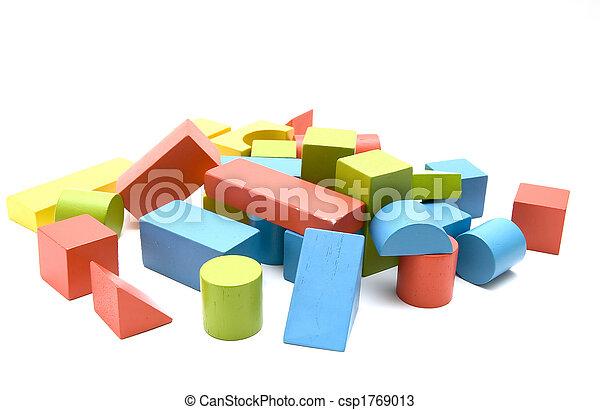 장난감 블록 - csp1769013