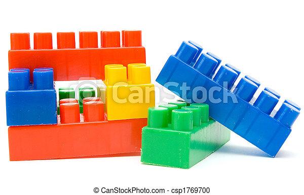 장난감 블록 - csp1769700