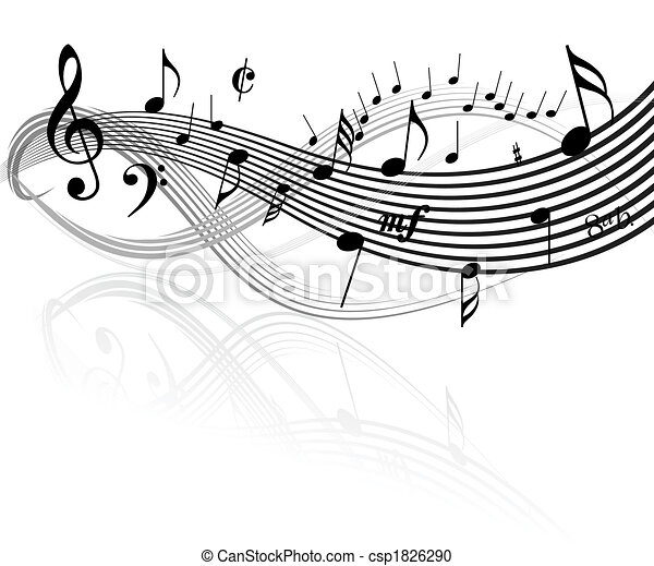 주제, 음악 - csp1826290