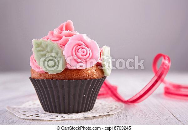 컵케이크 - csp18703245