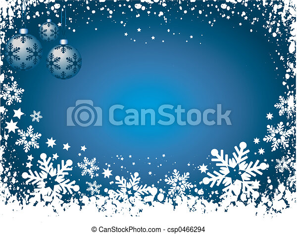 크리스마스, 배경 - csp0466294