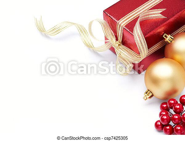 크리스마스 - csp7425305