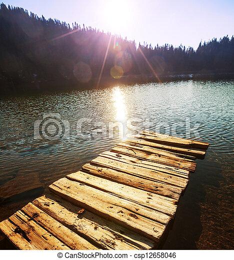 호수 - csp12658046